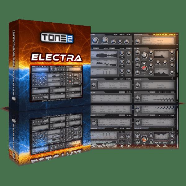 Tone2 Electra v2.8.0 Full version