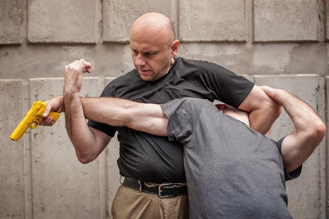 Крав Мага - Израильское искуство самообороны