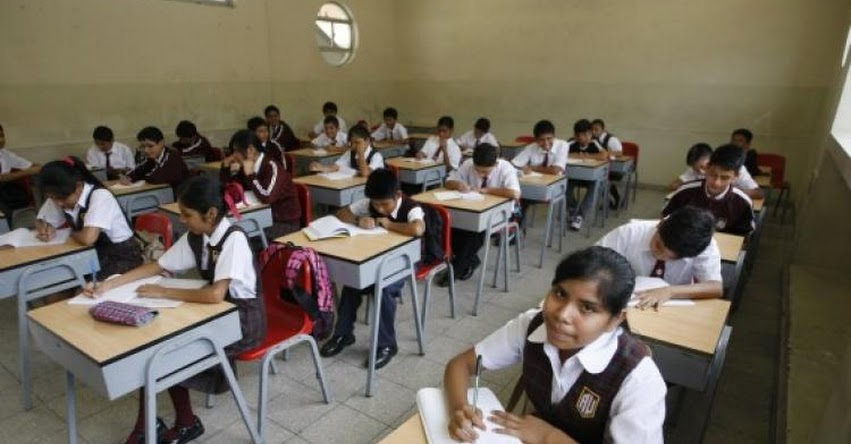 Más de 60 colegios privados sin autorización funcionan en Lima Metropolitana, informó el Ministerio de Educación MINEDU - www.minedu.gob.pe