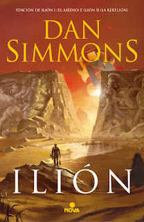 Ilion Dan Simmons