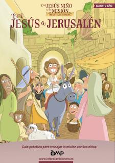 Con Jesús a Jerusalén