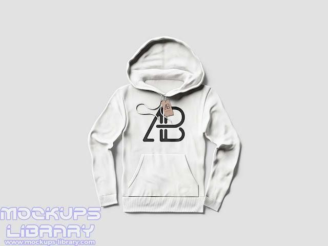 free hoodie mockup psd 4