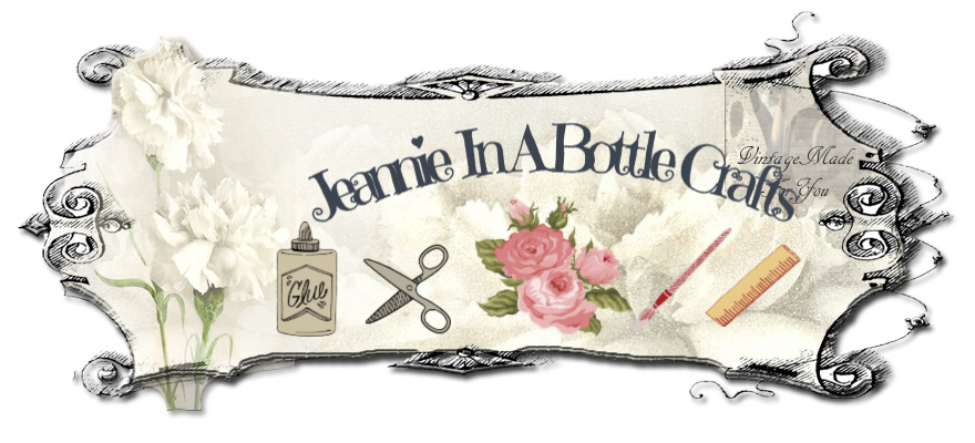 Jeannie In A Bottle Crafts