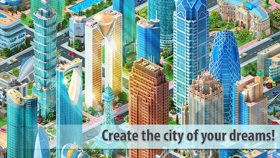 Megapolis: city building simulator Apk Free on Android Game Download