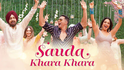 Sauda Khara Khara Song Lyrics, Hindi Song Lyrics