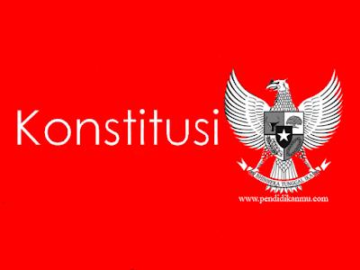 Pengertian Konstitusi Menurut 14 Para Ahli
