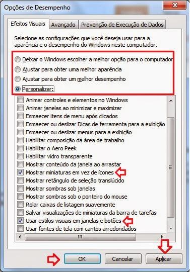 turbinando o windows 7 8 10