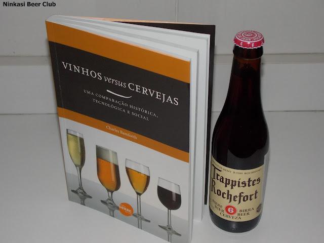 Vinhos versus Cervejas - Beerblioteca Ninkasi Beer Club