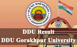 ddu result - ddugu.ac.in result 2019 - 2020 DDU Gorakhpur University result