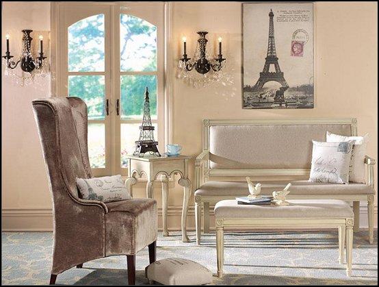 Maries Manor: Paris Bedroom
