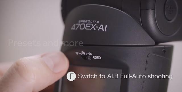 Speedlite 470 EX-AI