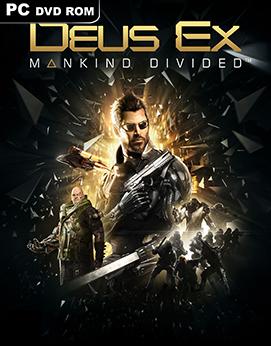 Deus Ex Mankind Divided ISO Download LInk