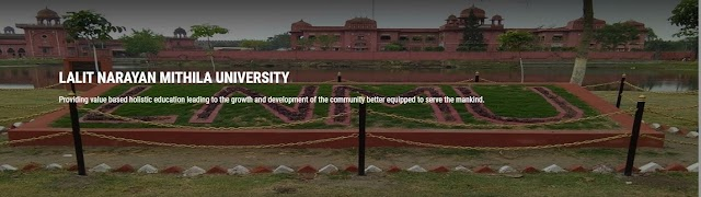 LNMU Part-1 Admissions Form 2021 BA-B.Sc-B.Com Degree First Year Apply Online Date