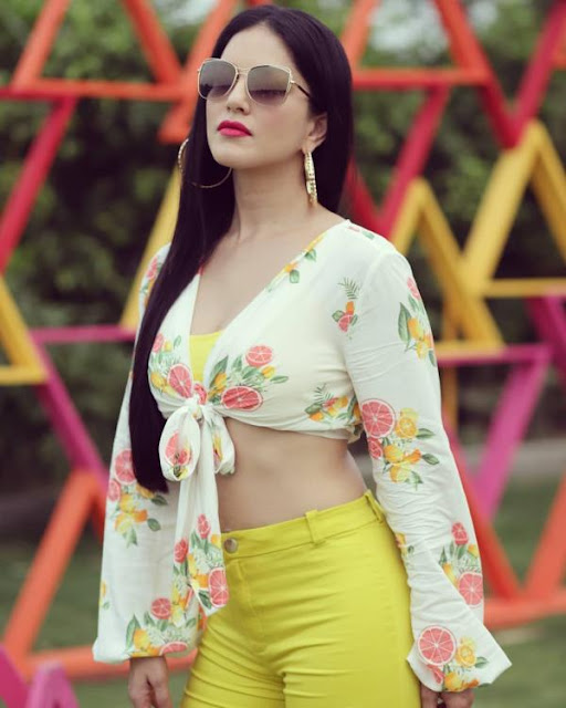 Sunny Leone Latest Photoshoot Stills Actress Trend
