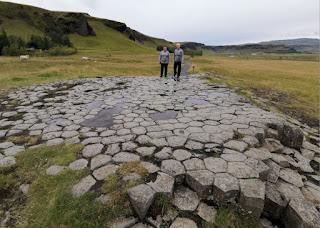 Kirkjubaejarklaustur, Kirkugólf, Islandia, Iceland.