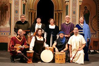 Concert Menestrils Reial Monestir de Santa Maria de la Valldigna