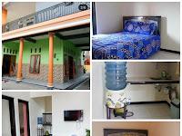 Villa 1 rumah 4 Kamar Tidur | Dekat Wisata BNS