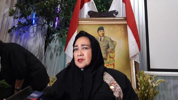 Meninggal Dunia, Rachmawati Soekarnoputri Positif COVID-19