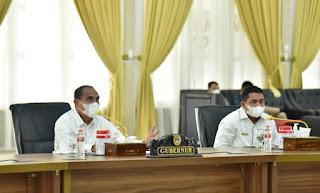 Bantuan Beras Mulai Disalurkan di Sumut, Gubernur Edy Rahmayadi Ingatkan Petugas Bekerja dengan Benar
