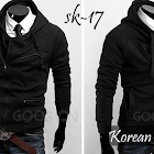 jas exclusive korean+style+casual+jacket+%28sk 17%29