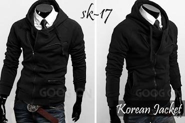 jas exclusive korean+style+casual+jacket+%28sk 17%29