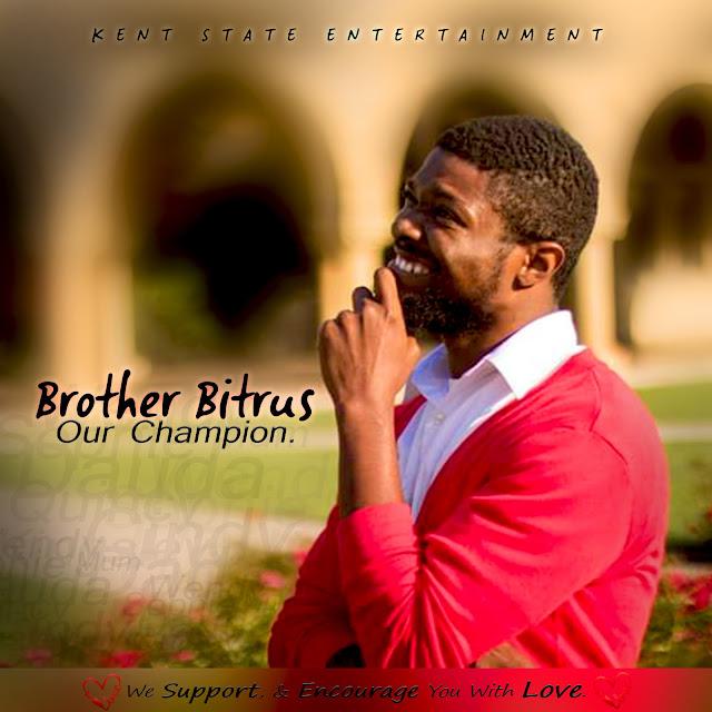 Brother Bitrus.