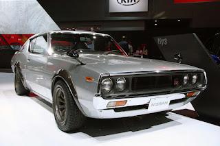 1973 Nissan Skyline 2000GT-R Front