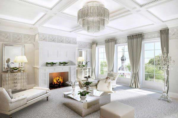 The best modern classic living room design ideas and