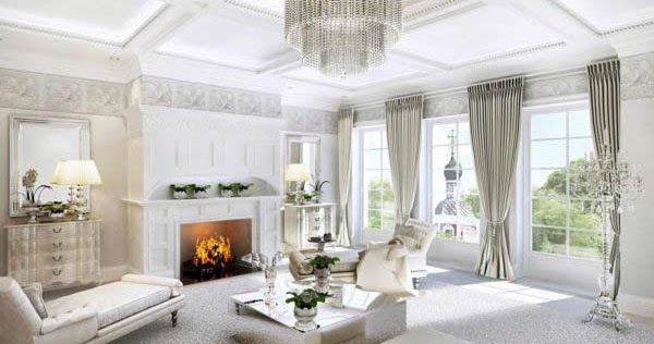 The best modern classic living room design ideas and ...