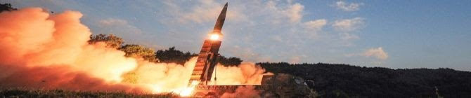 South Korea Conducts Major Missile Test After North Korean Launches
