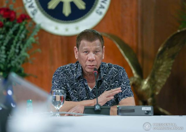 Duterte signs anti-terror bill into law