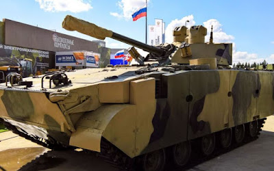 BMP-3M Dragun Artificial Intelligence Technology