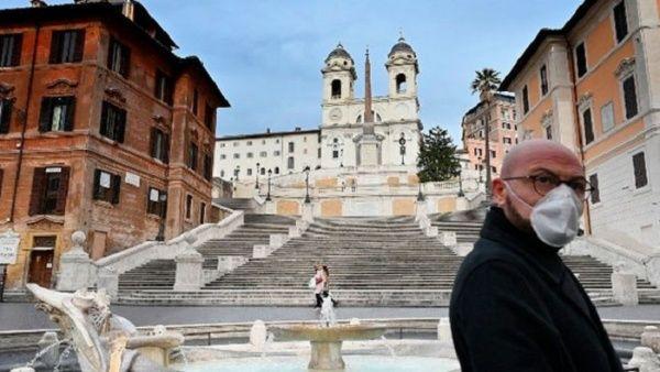 Más de 15.000 casos confirmados de coronavirus en Italia
