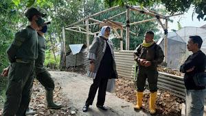 Dansub 11 Sektor 22 Citarum Harum, Bersama Aparat Kewilayahan Permudah Suksesnya Sungai Bersih