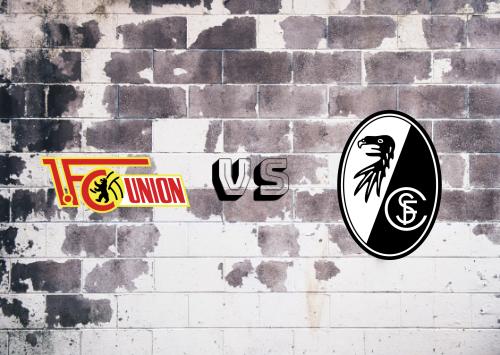 Union Berlin vs Freiburg  Resumen