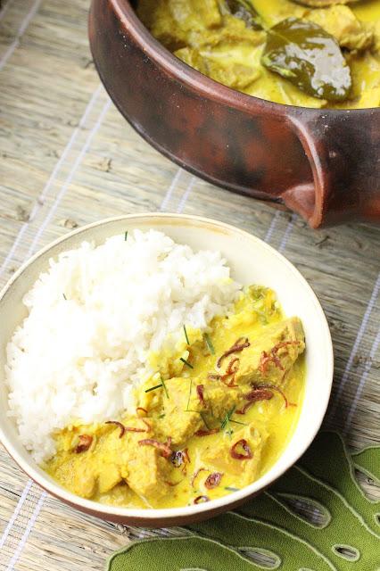 curry jeune jackfruit