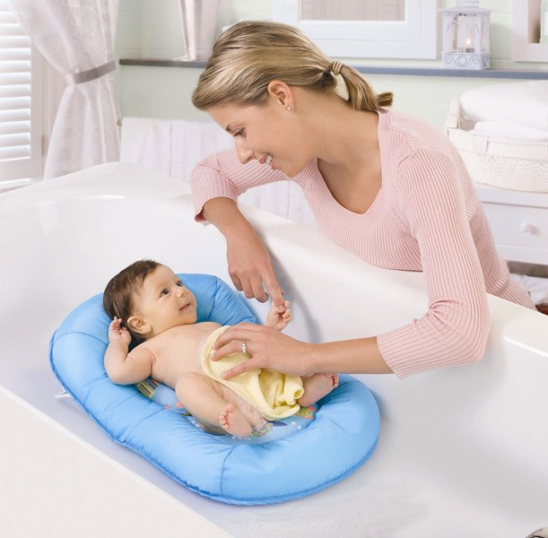 Bathing Your Newborn | Pregnancy,Baby,Toddler and conception info ...