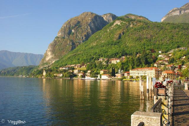 Lago di Como in camper