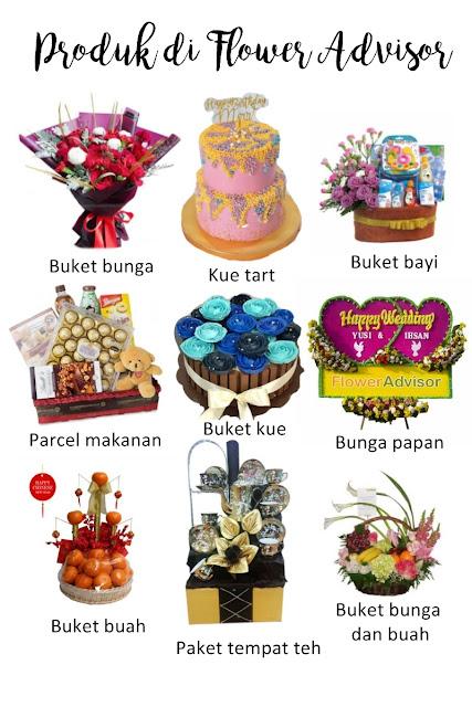 produk buket bunga toko bunga flower advisor