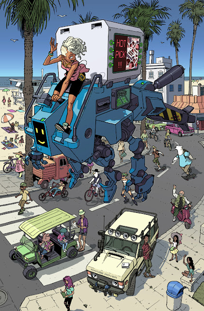 Hot Pick by Gael Bertrand