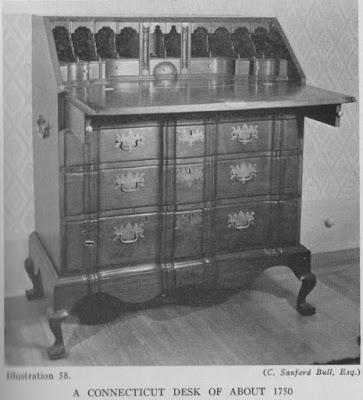 Connecticut Desk 1750