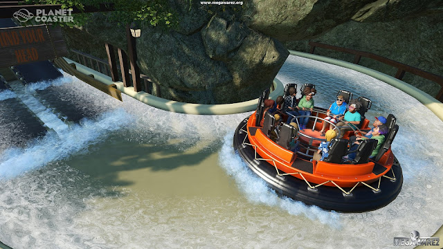 Planet Coaster pc imagenes
