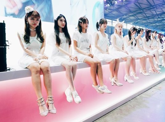 ChinaJoy 2019 - Showgirl ChinaJoy khiến người xem không thể rời mắt 10
