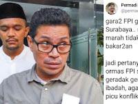 Tuding FPI Biang Kerusuhan, Faizal Assegaf: Abu Janda Khilaf, Jadi Dimaafkan Saja