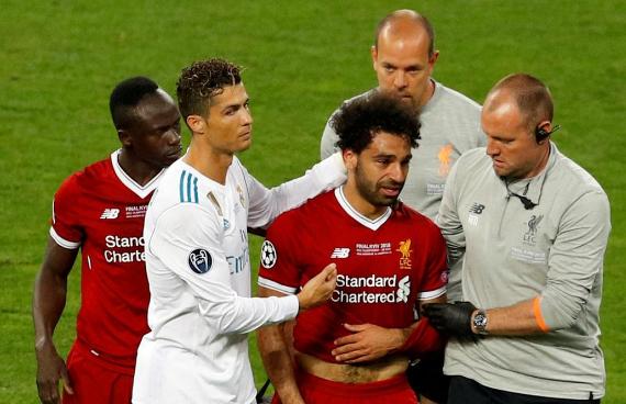 Rekor Pertarungan Antara Real Madrid versus Liverpool