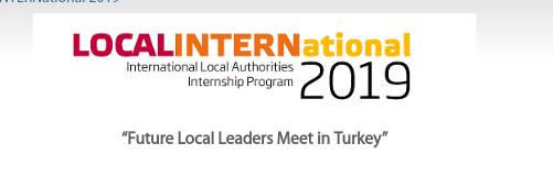 Turkish Internship Program 2019 । Union of Municipalities of Turkey