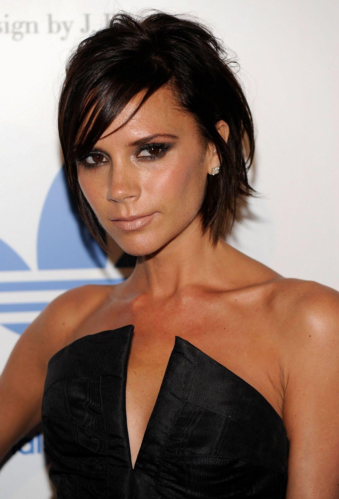 Mila Kunis Sexy: Victoria Beckhams Hairstyle