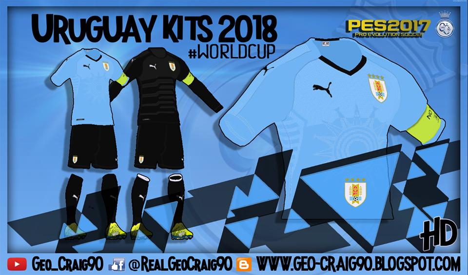 75a922fd4e3 PES 2018 National Kitpack v4 by Geo Craig90 ~ SoccerFandom.com ...