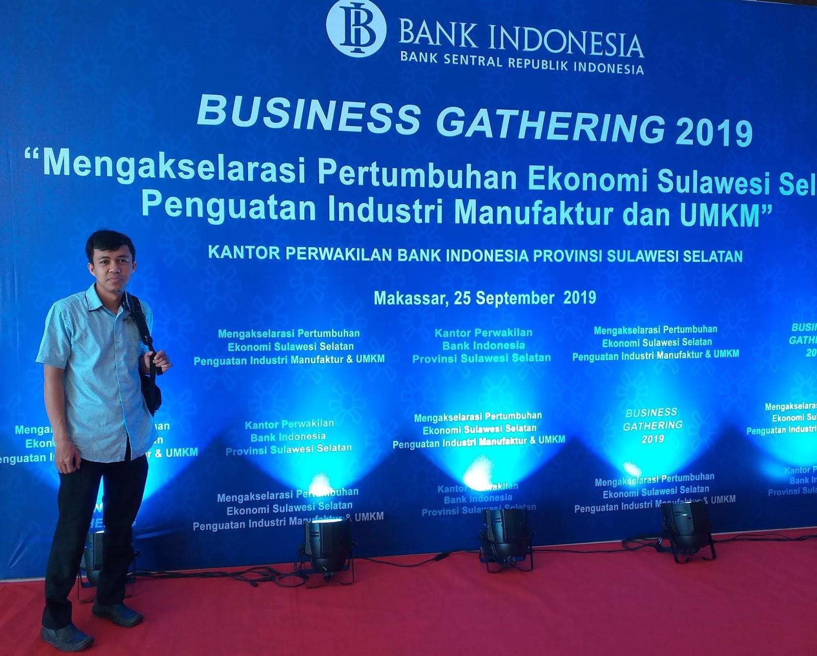 Kedai Madu Sulawesi Ikut Business Gathering 2019