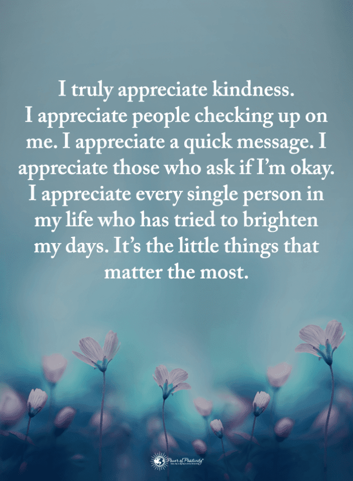 Kindness Quotes, Little Things In Life Quotes, Quotes,